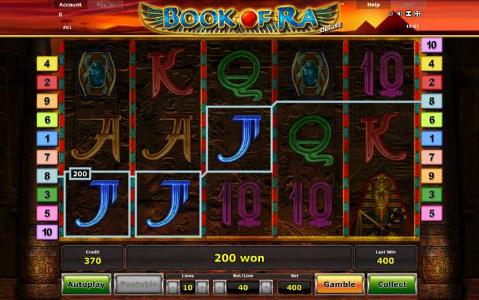 tricks book of ra deluxe online