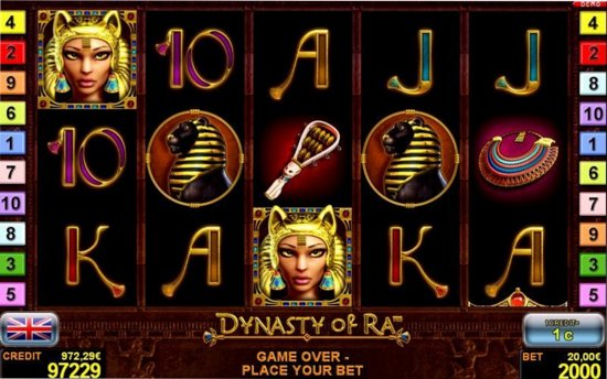 online internet casino book of ra automat