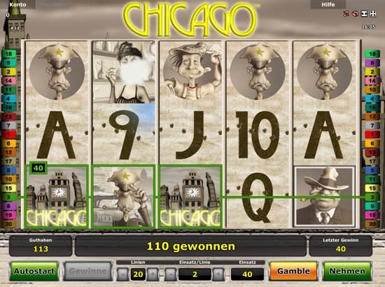 chicago spielen