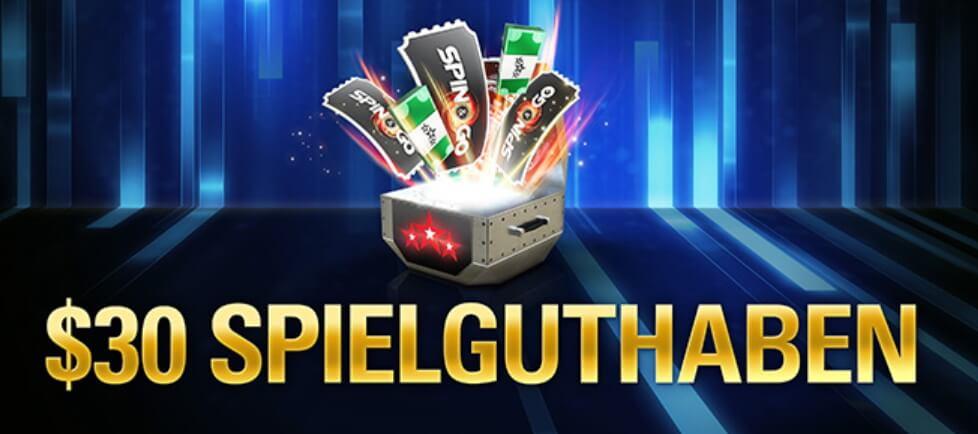 PokerStars Casino Gutscheincode