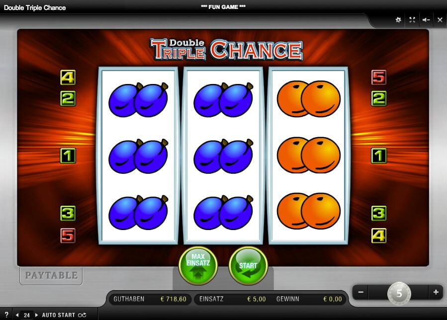 Double Triple Chance online mit Merkur Cheats