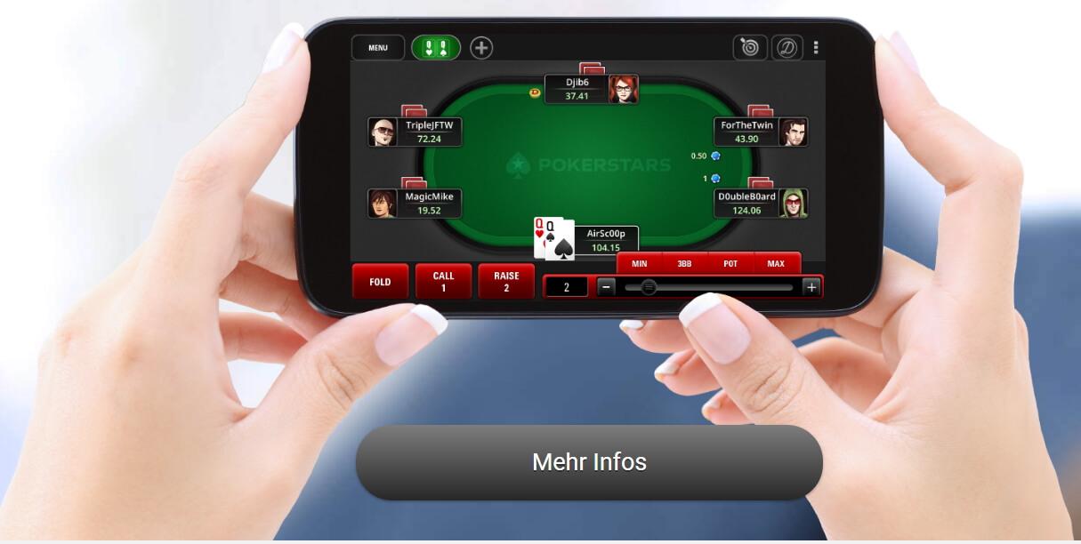 PokerStars Casino Rezension: Die Spielauswahl
