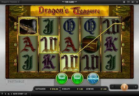 Dragons Treasure Tricks
