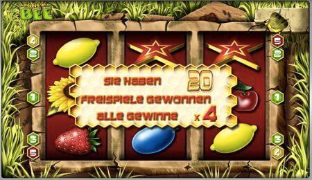 Honey Bee Spielautomat Tricks - Nummer 1